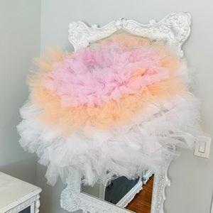 SALE Dreamy Pastel CLOUD Tutu Skirt